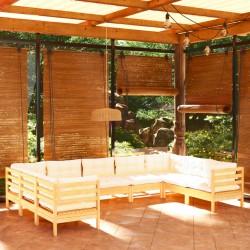 vidaXL Cabezal ducha efecto lluvia acero inox cuadrado negro 20x20 cm