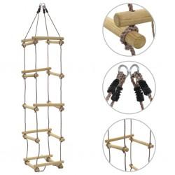 vidaXL Cabezal de ducha redondo efecto lluvia acero inox dorado 20 cm