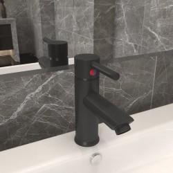 vidaXL Carrito de mano plegable de acero color azul
