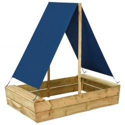 vidaXL Cabezal ducha efecto lluvia acero inox cuadrado dorado 40x40 cm