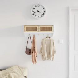 vidaXL Cuerda marina de polipropileno 8 mm 500 m blanca