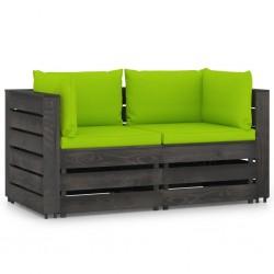 vidaXL Toldo de vela beige HDPE 160 g/m² 3x4,5 m