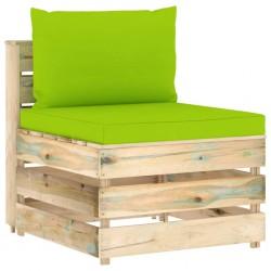 vidaXL Toldo de vela beige HDPE 160 g/m² 3x5 m