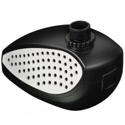 vidaXL Toldo de vela beige HDPE 160 g/m² 3,5x5 m