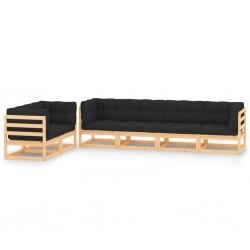 vidaXL Toldo de vela beige HDPE 160 g/m² 4x5 m