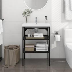 vidaXL Cama elástica fitness almohadilla de seguridad hexagonal 122 cm