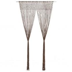 vidaXL Cuerda torcida de polipropileno 6 mm 500 m azul