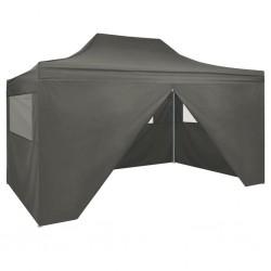 Avento Balón medicinal con textura negro 8 kg