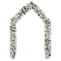 vidaXL Cuerda torcida de polipropileno 16 mm 100 m azul