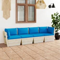 vidaXL Mesa de trabajo comercial mueble acero inoxidable 240x60x96 cm