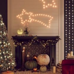 vidaXL Tarima flotante de click 3,51 m² 4 mm PVC marrón oscuro