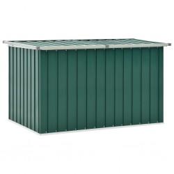 vidaXL Cenador de jardín con techo retráctil gris taupe 3x3m 180 g/m²