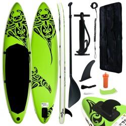 vidaXL Cenador de pared de jardín con tejado retráctil gris taupe 3x3m