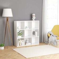 vidaXL Cenador blanco 3x3 m 180 g/m²