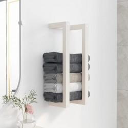 Avento Balón medicinal con textura negro 6 kg