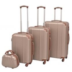Avento Pelota de fitness/gimnasio 65 cm diámetro plateada