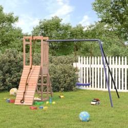 vidaXL Set de muebles de jardín 4 pzas y cojines ratán sintético beige