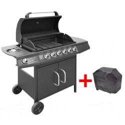 vidaXL Set de muebles de jardín 3 pzas y cojines ratán sintético beige