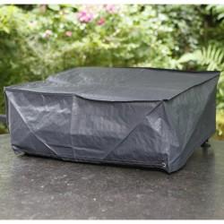 vidaXL Lámpara colgante industrial redonda mango 25 W negra 52 cm E27