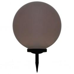 vidaXL Lámpara colgante industrial redonda mango 25 W negra 42 cm E27