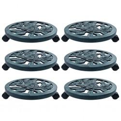 vidaXL Caja de llaves con tablero magnético negra 30x20x5,5 cm