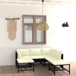 vidaXL Armario botellero tractormadera de mango azul 49x31x170 cm