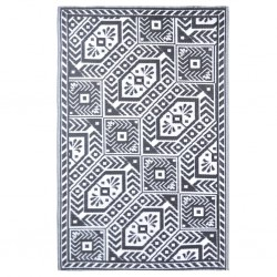 vidaXL Cajas de almacenamiento con tapas 4 uds 28x28x28 cm gris