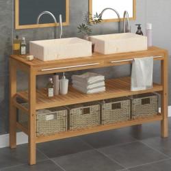 vidaXL Cajas de almacenamiento con tapas 10 uds 28x28x28 cm gris