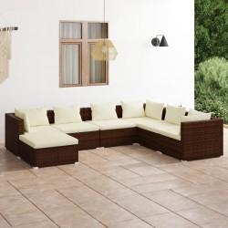 vidaXL Cajas de almacenamiento con tapas 4 uds 28x28x28 cm azul
