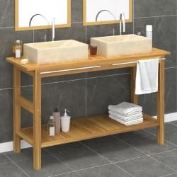 vidaXL Cajas de almacenaje 10 uds textil no tejido 28x28x28 cm rosa