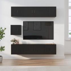 vidaXL Cajas de almacenaje 10 uds textil no tejido 28x28x28cm amarillo