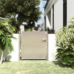 vidaXL Cajas de almacenamiento con tapas 4 uds 28x28x28 cm verde