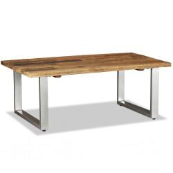 vidaXL Cobertizo jardín puertas correderas acero gris 386x259x178 cm