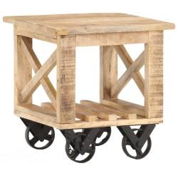 vidaXL Estanterías de acero y MDF 3 unidades plateado 75x30x172 cm
