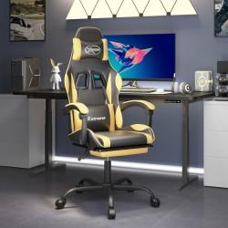 vidaXL Banco de acero inoxidable y terciopelo azul 99 cm