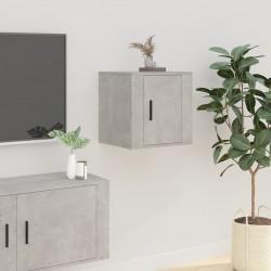vidaXL Estanterías 2 unidades azul 80x40x160 cm acero y MDF