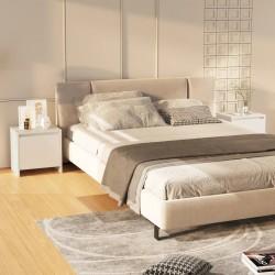 vidaXL Puerta de ducha transparente ESG 81x190 cm
