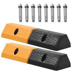 vidaXL Puerta de ducha ESG medio esmerilado 91x190 cm