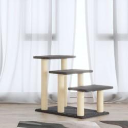 vidaXL Puerta de ducha ESG esmerilado 71x190 cm