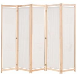 vidaXL Puerta de ducha ESG esmerilado 81x190 cm