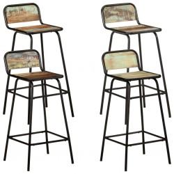 vidaXL Puerta de jardín de acero galvanizado plateado 415x225 cm