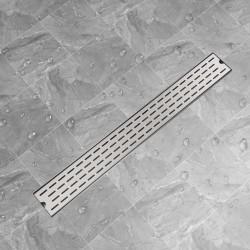 vidaXL Puerta de jardín de acero verde 500x100 cm