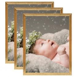 vidaXL Puerta de jardín de acero verde 500x125 cm