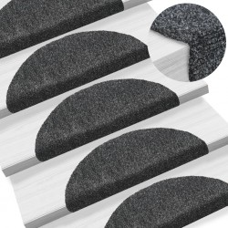 vidaXL Puerta de jardín de acero gris antracita 350x175 cm