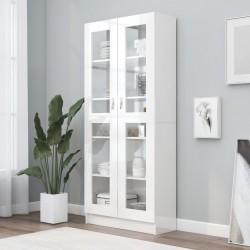 vidaXL Toldo para balcón HDPE gris antracita 120x600 cm