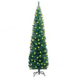 vidaXL Puerta de jardín de acero plateado 350x125 cm
