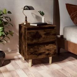 vidaXL Chaqueta de chef manga larga talla M blanca 2 unidades