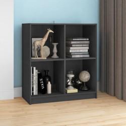 vidaXL Puerta de jardín de acero plateado 400x100 cm