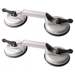 vidaXL Silla gaming de cuero sintético negro y rojo