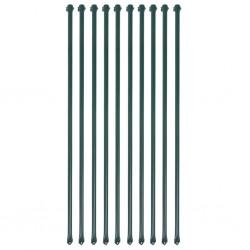 vidaXL Toldo de vela gris antracita HDPE 160 g/m² 3,5x3,5x4,9 m